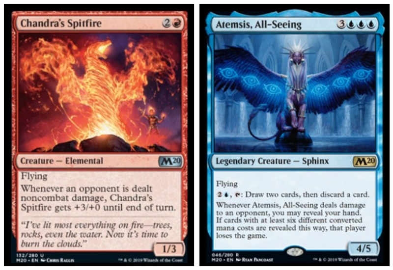 Mtg Flyers Power Up In Core Set 2020 Spoilers Dot Esports