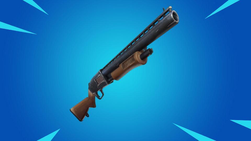 Fortnite's Pump Shotgun