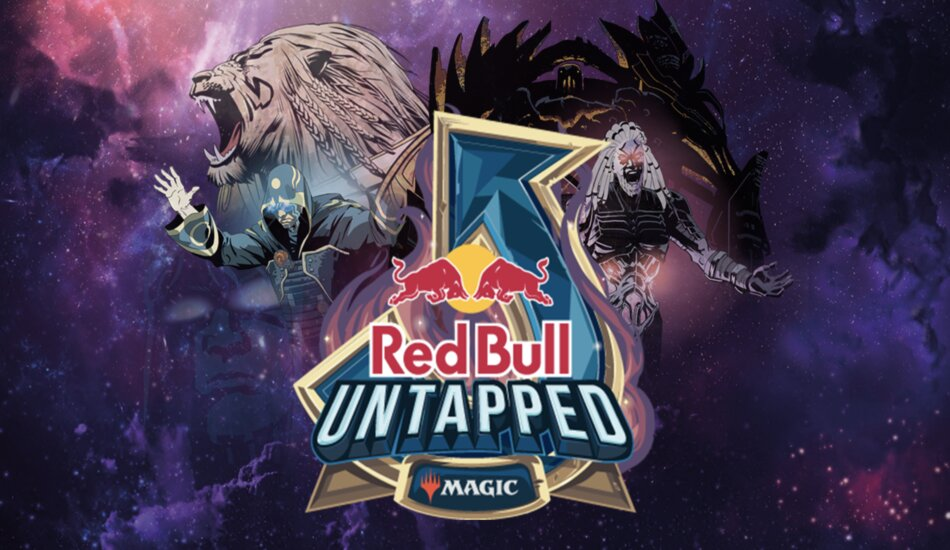 Red Bull Magic The Gathering Untapped MCQ tournaments