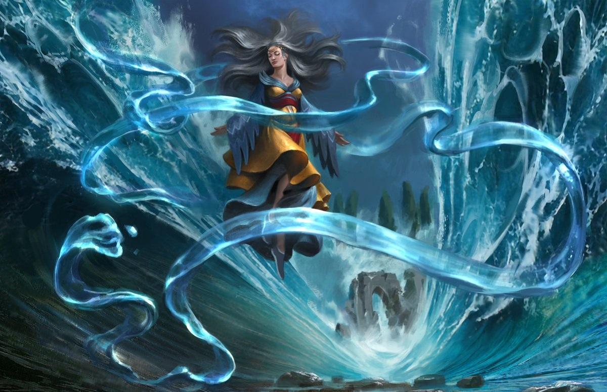 Flood of Tears Magic Core Set 2020
