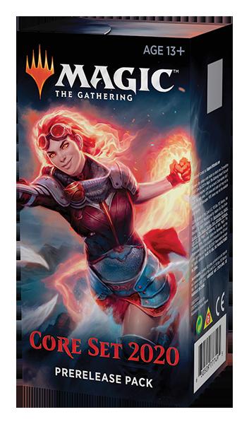 Magic Core Set 2020 Prerelease Pack
