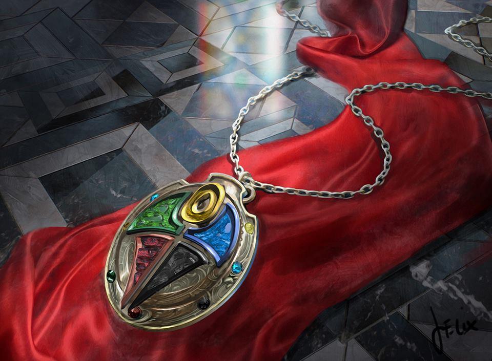 Coalition Relic Art Magic