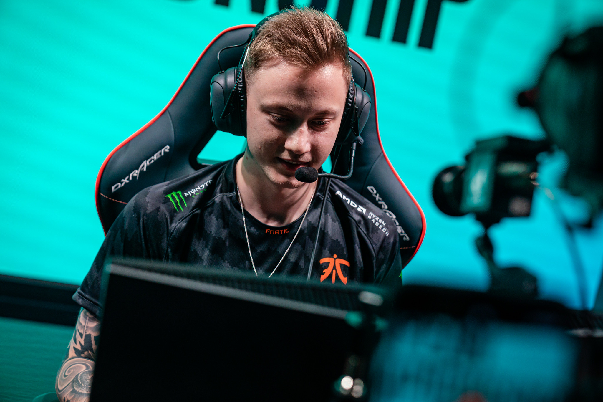 Fnatic sub in MagiFelix for Rekkles for week 5 of the 2019 LEC ...