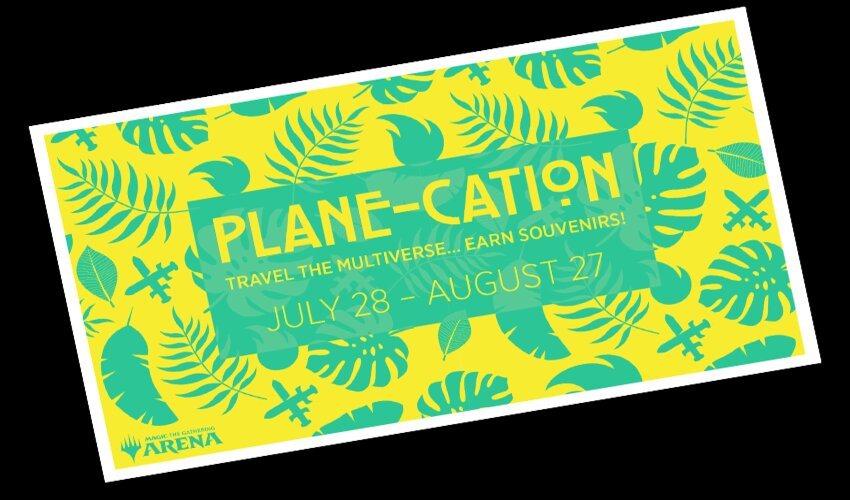 Ravnica Plane-Cation Chronicles event on Magic The Gathering Arena