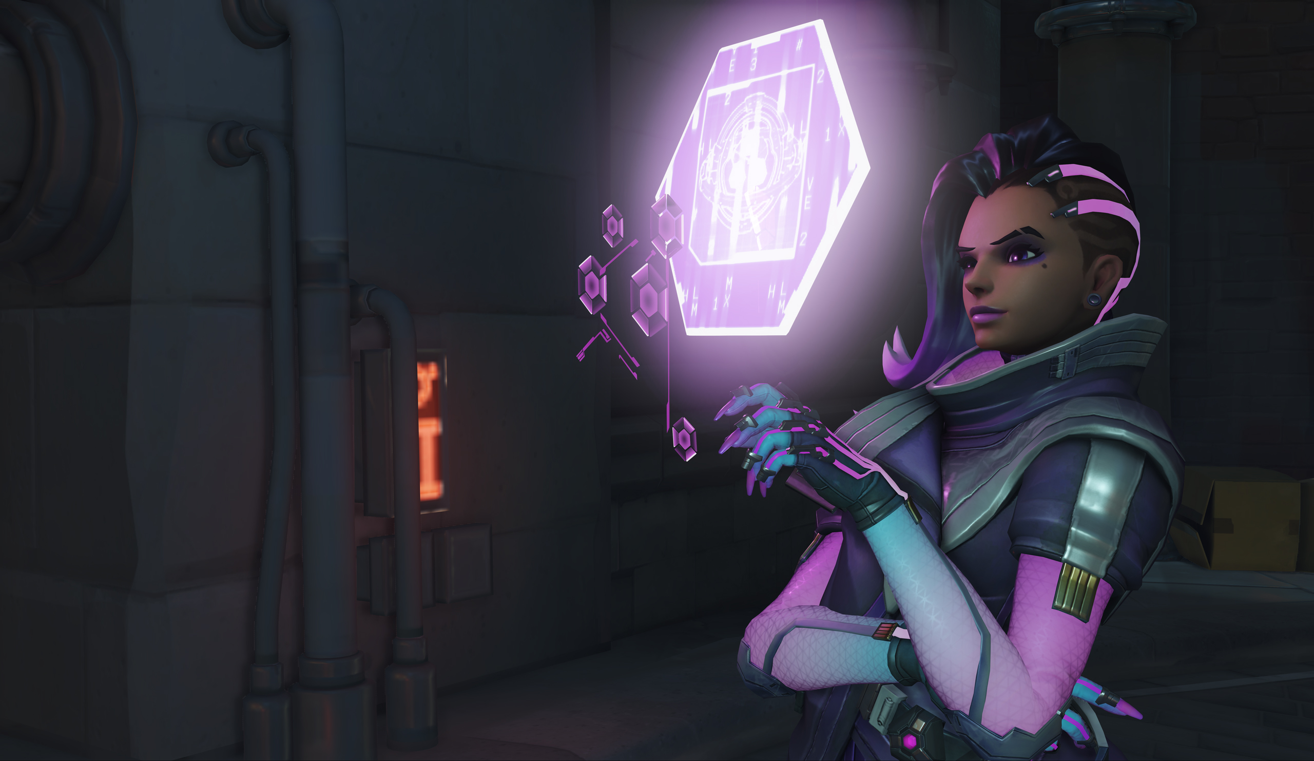 sombra screenshot 004 98902ef5e7531f41d68499004e75ed7aa81e5716bca6575795e5001e42fef159d85383ae7d84ea2cc48068571c602e70b5dbe28d8ceee41116c092ab4c224471 - This article is brought to you byStatBanana, the best Overwatch strategy tool. - Free Game Hacks