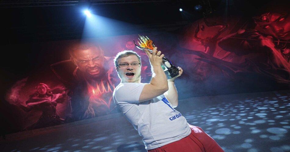Thoralf Severin victory at MTG Mythic Championship IV