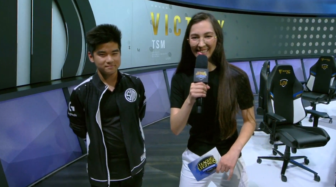 TSM Spica Makes His LCS Debut In A Win Over FlyQuest