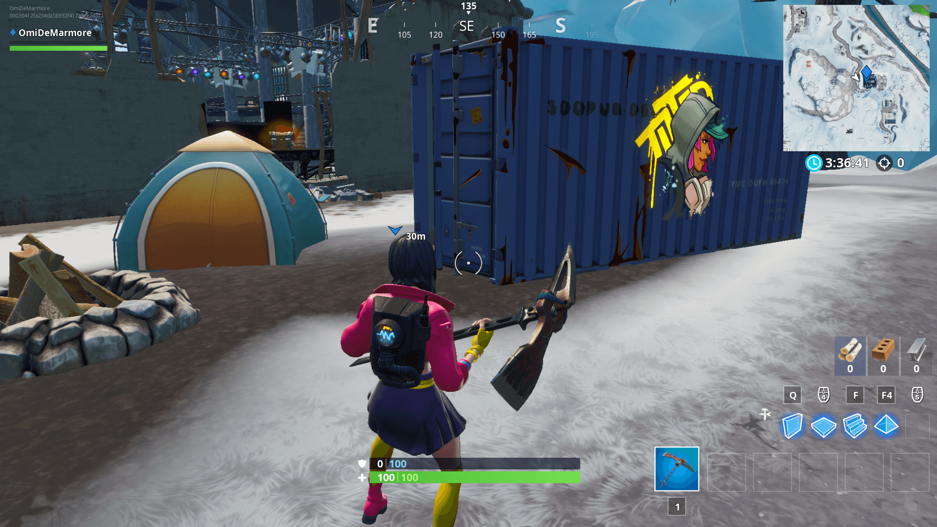 Where to find spray cans for Fortnite's Spray and Pray ...