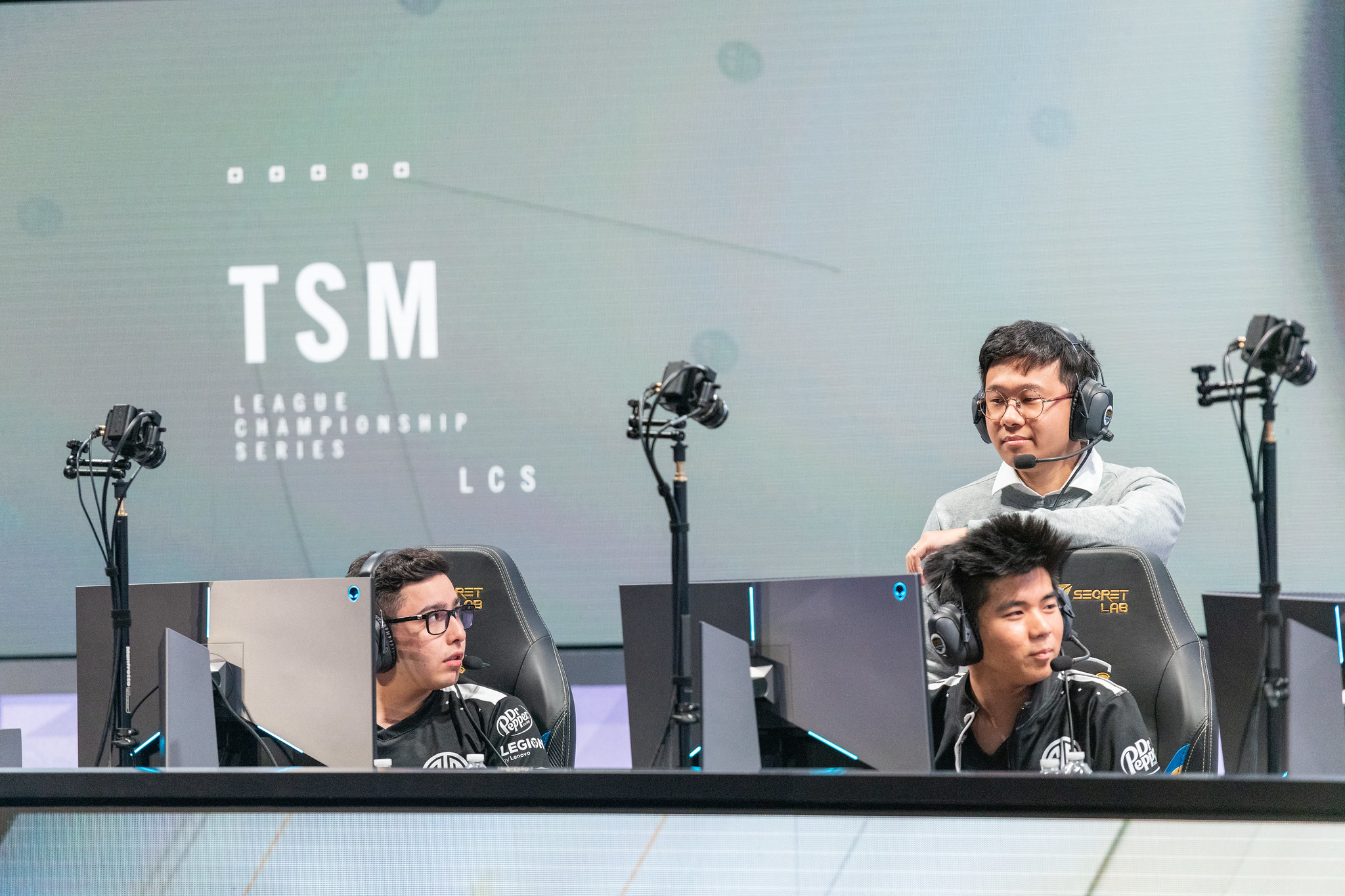 A desperate TSM enter the LCS playoffs with Academy reinforcements