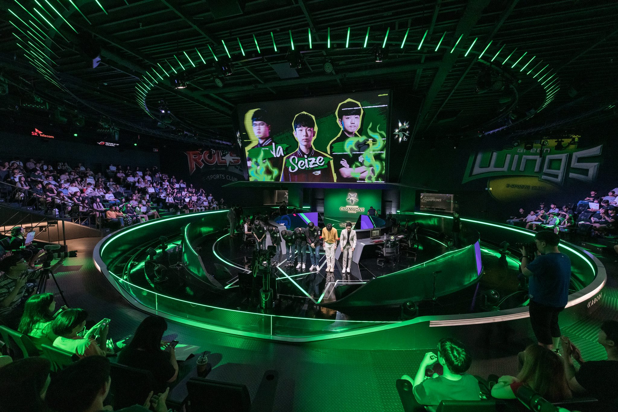 Jin Air Green Wings make history as the first LCK team to end a split 0-18
