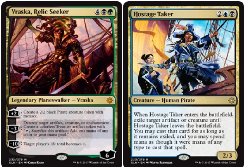 Top MTG Standard rotation Multicolored Cards leaving meta