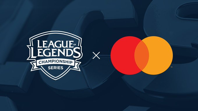 Mastercard named exclusive financial sponsor of the LCS