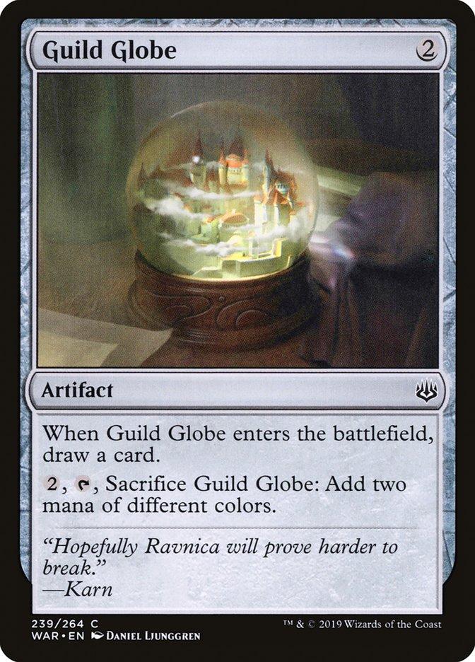 Guild Globe Magic War of the Spark