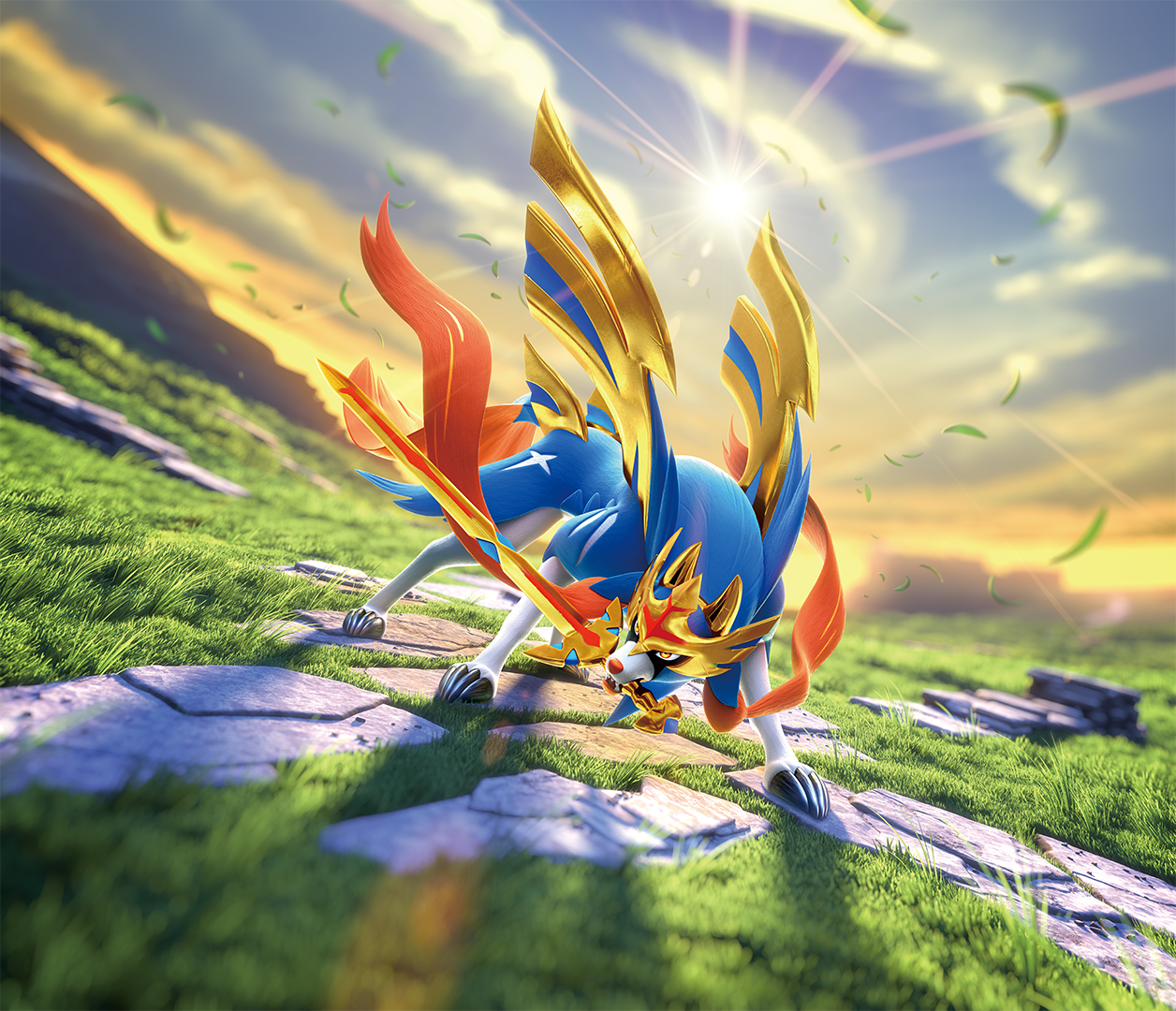 Eternatus and additional legendary information revealed in new Pokémon Sword  and Shield leaks | Dot Esports