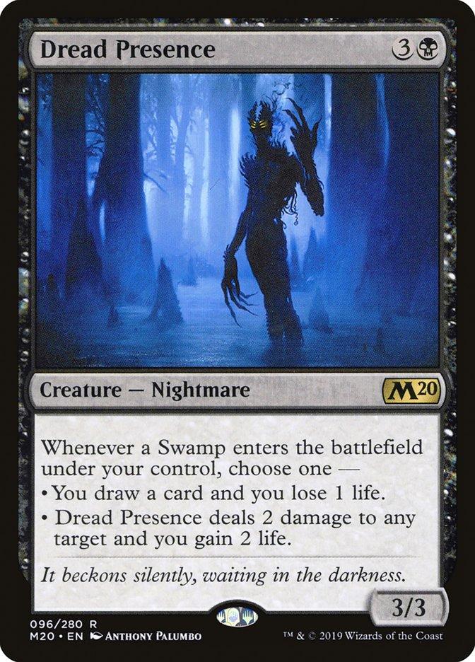 Dread Presence Magic Core Set 2020
