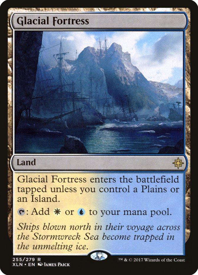 Glacial Fortress Magic