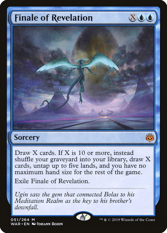Finale of Revelation Magic War of the Spark