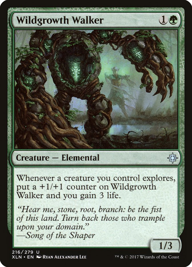 Wildgrowth Walker Magic