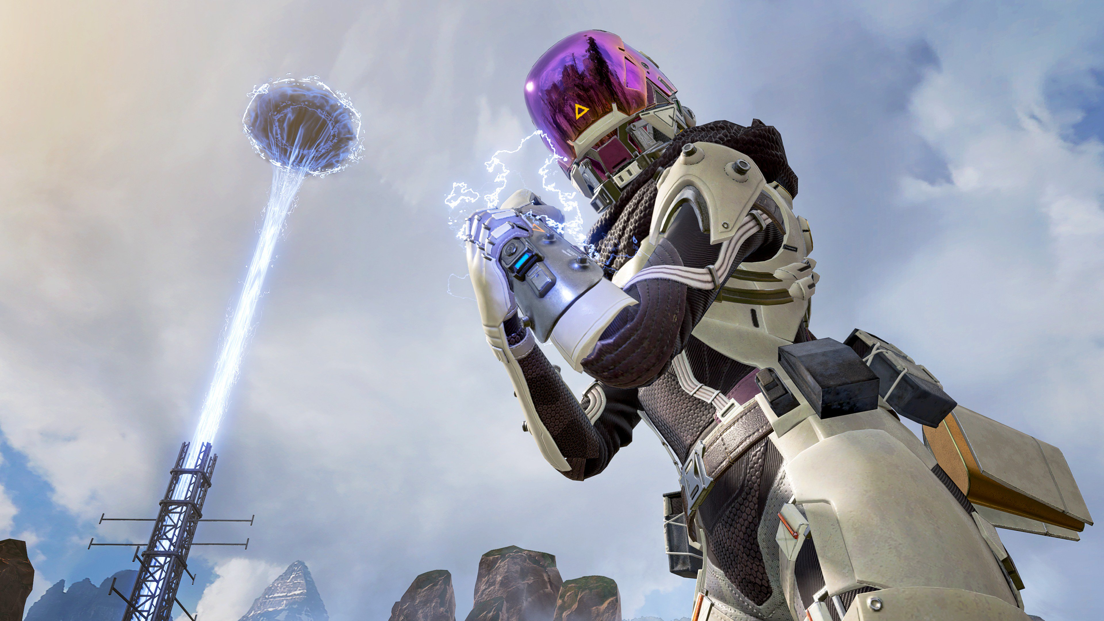 Game-breaking Wraith exploit allows Apex Legends players to reload and shoot guns while phasing in the void