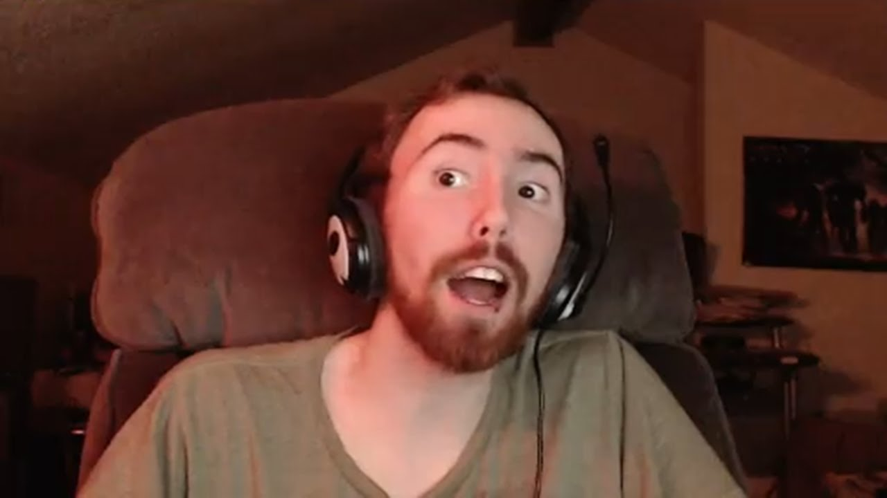 Asmongold defends black character models coming in World of Warcraft: Shadowlands