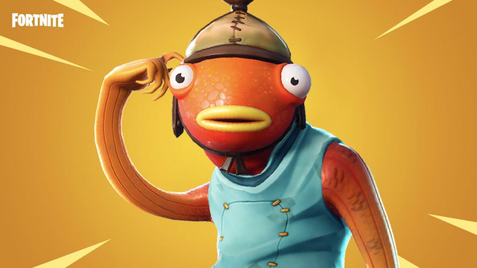 New Fortnite Leak Features Unreleased Ninja And Female Fishstick Skins Dot Esports