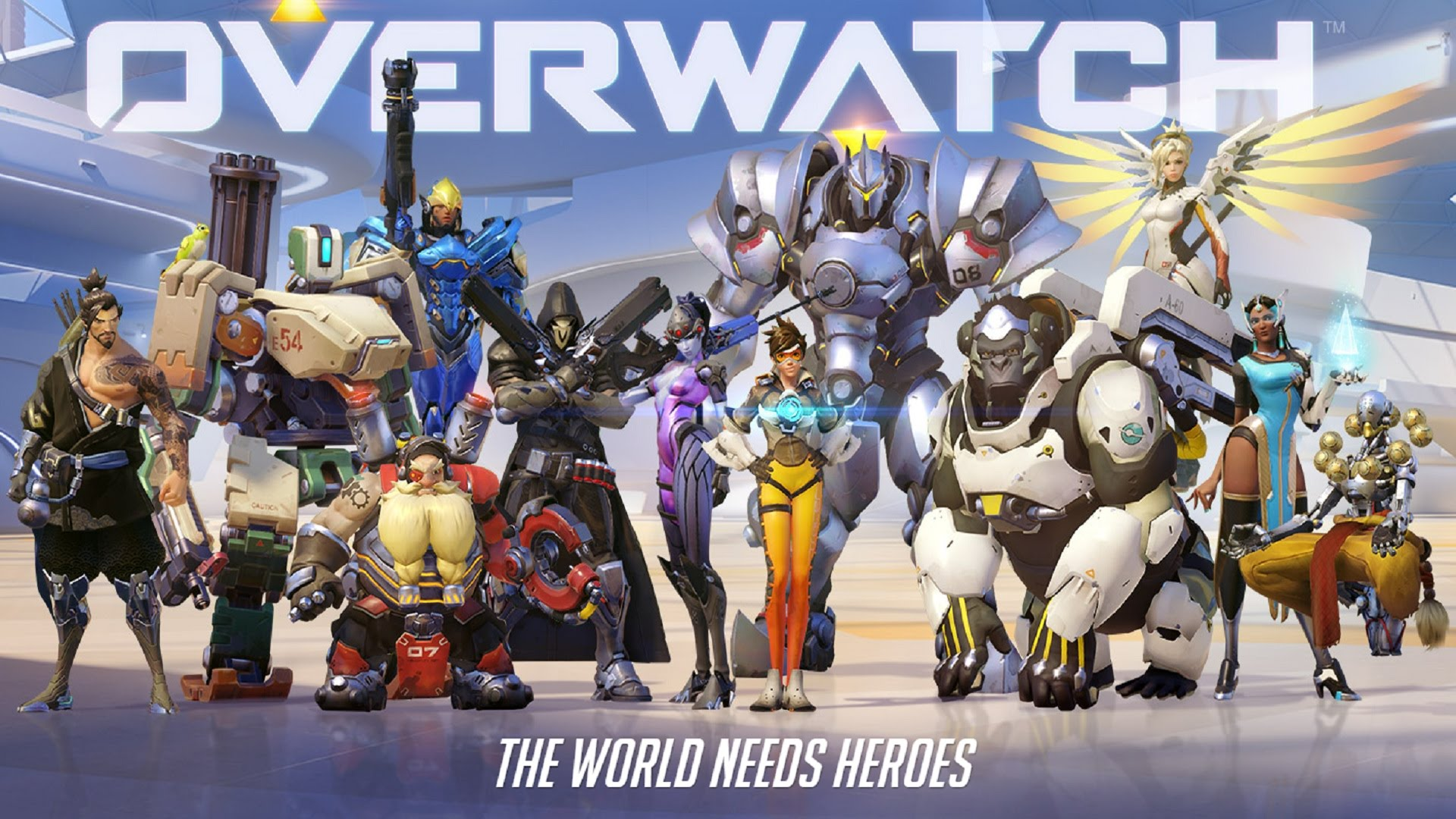 Overwatch's Hero Pools are a disaster