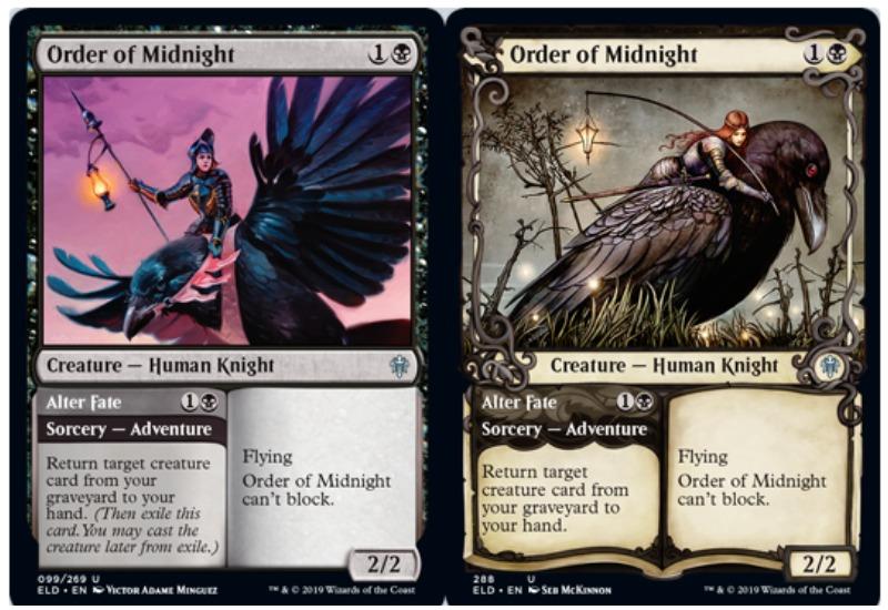 Order of Midnight MTG Throne of Eldraine