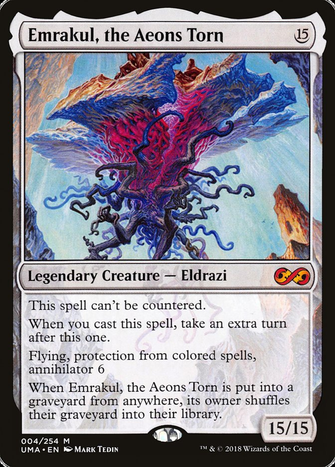 Emrakul the Aeons Torn Magic