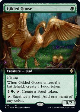Gilded Goose ELD