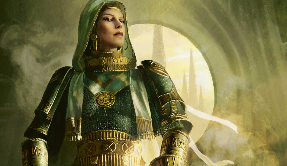 Elspeth Magic the Gathering