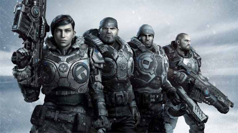 gears 5 ranked