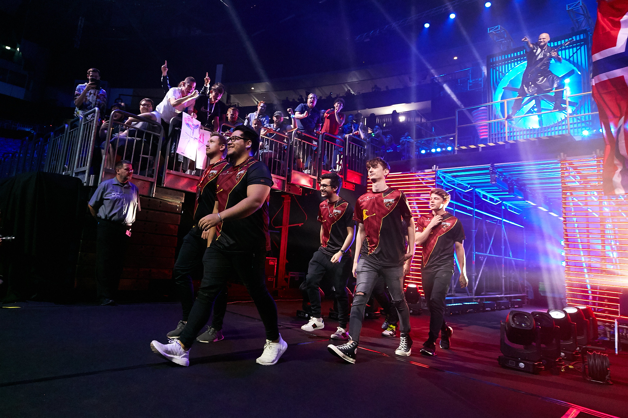 Renegades' CS:GO contracts are reportedly expiring soon