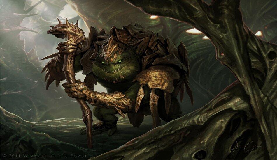 Trolls return in Throne of Eldraine