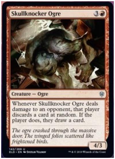 Skulknocker Ogre ELD