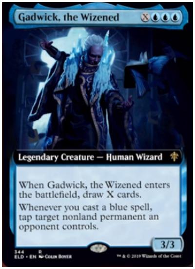 Gadwick, the Wizened ELD