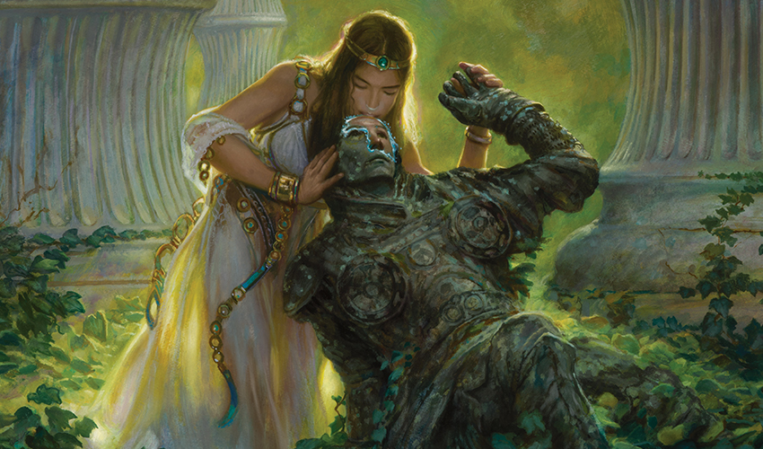 True Love's Kiss ELD by Donato Giancola