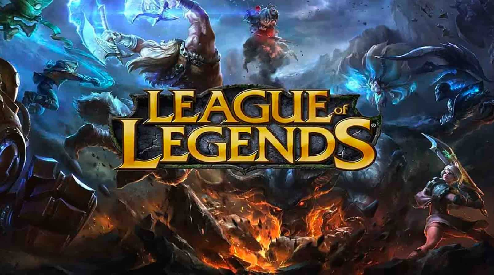 Leagues In League Of Legends