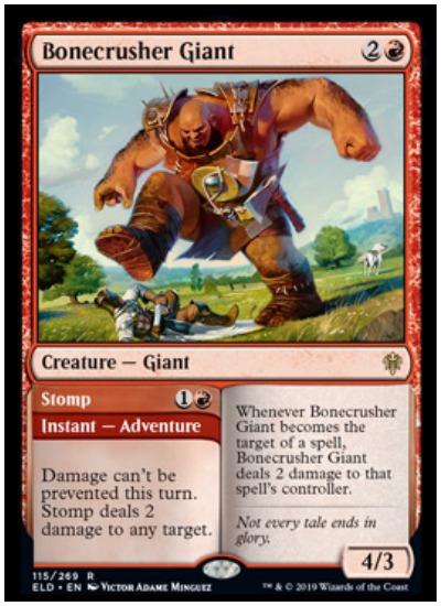 Bonecrusher Giant ELD