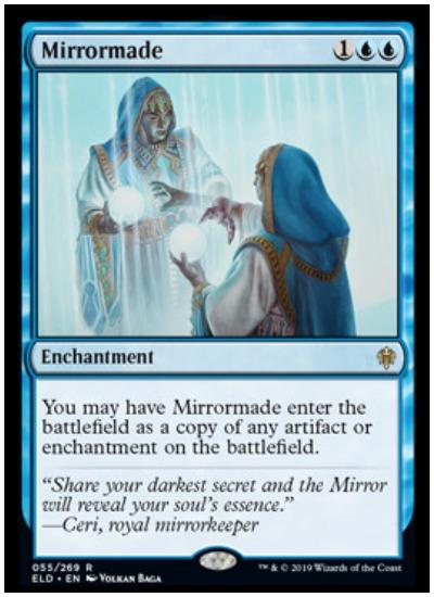 Mirrormade ELD