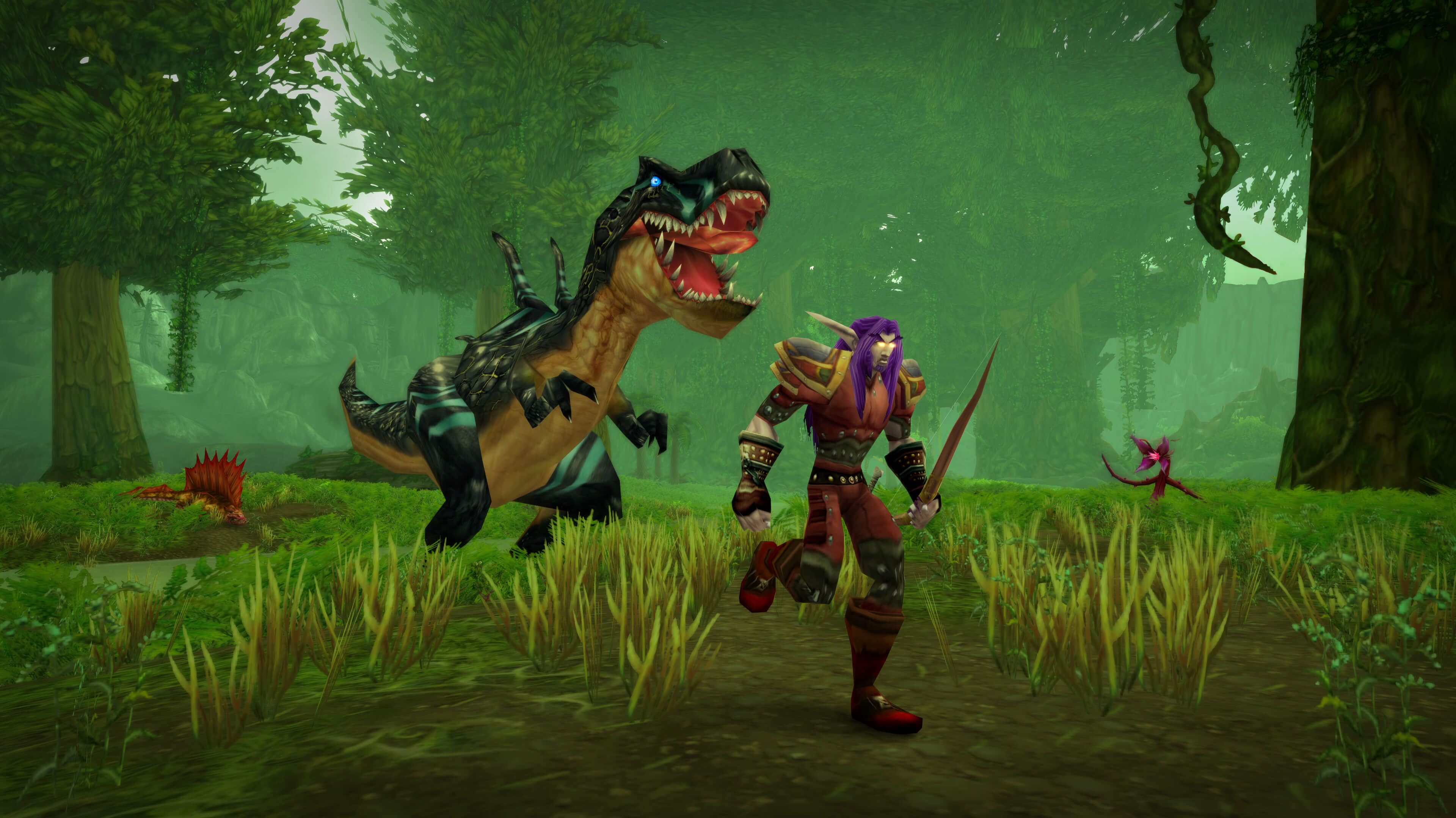 Blizzard introduces revamped starting experience in newest WoW: Shadowlands expansion