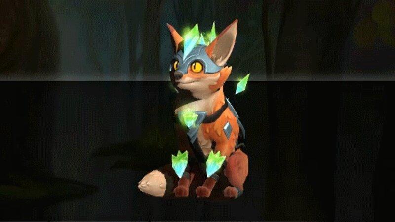 Throne of Eldraine Mastery Pass Fae Fox
