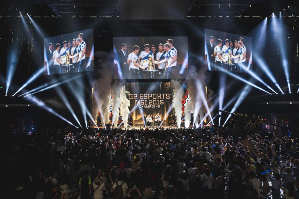 Riot Officially Cancels 2020 Mid Season Invitational Dot Esports