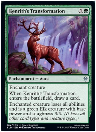Kenrith's Transformation ELD