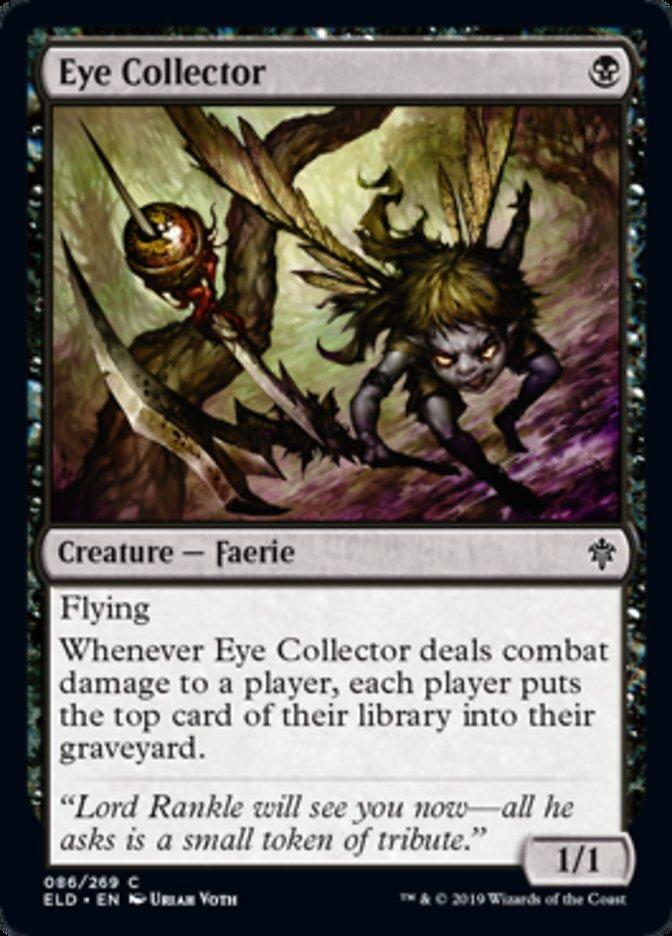Eye Collector Magic Throne of Eldraine