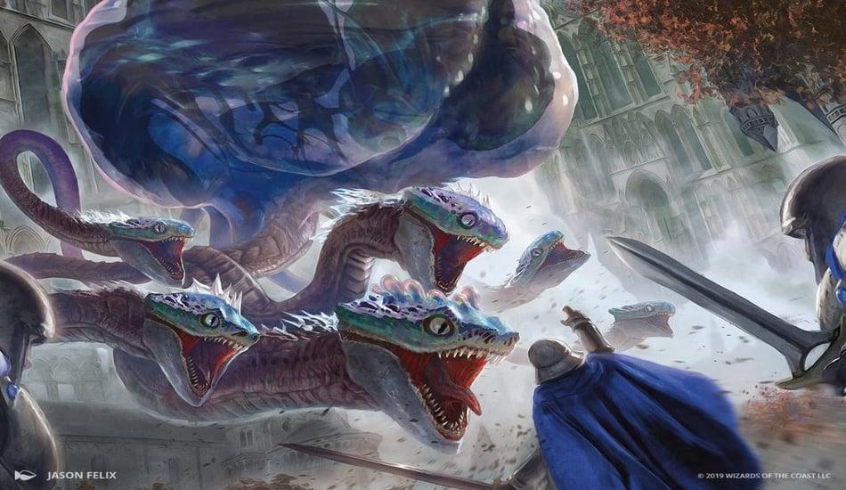 Hydroid Krasis Bant Throne of Eldraine