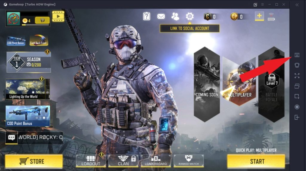 How To Play Call Of Duty Mobile On Pc Dot Esports