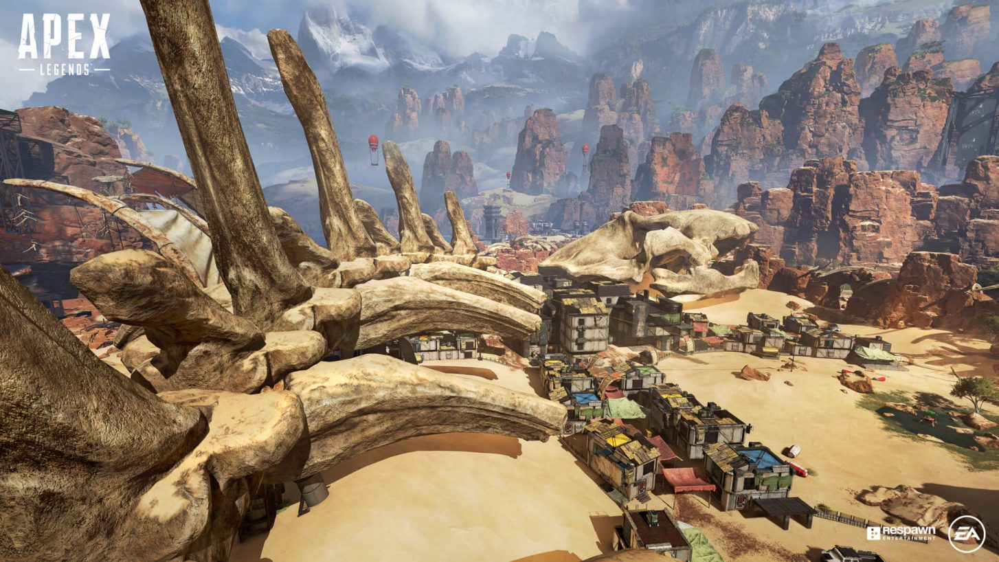 Kings Canyon will return to Apex Legends this weekend ahead of the ranked split