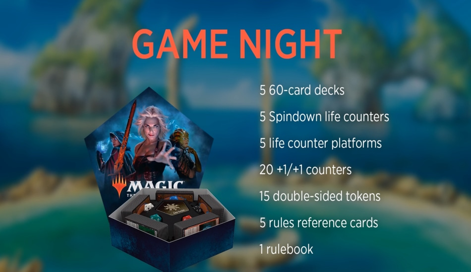 MTG 2019 Game Nights