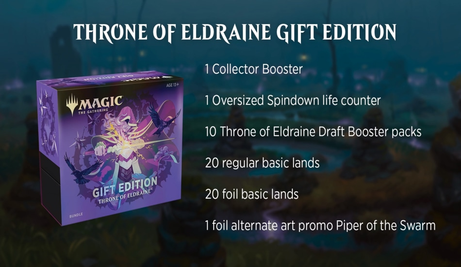 MTG ELD Holiday Bundle