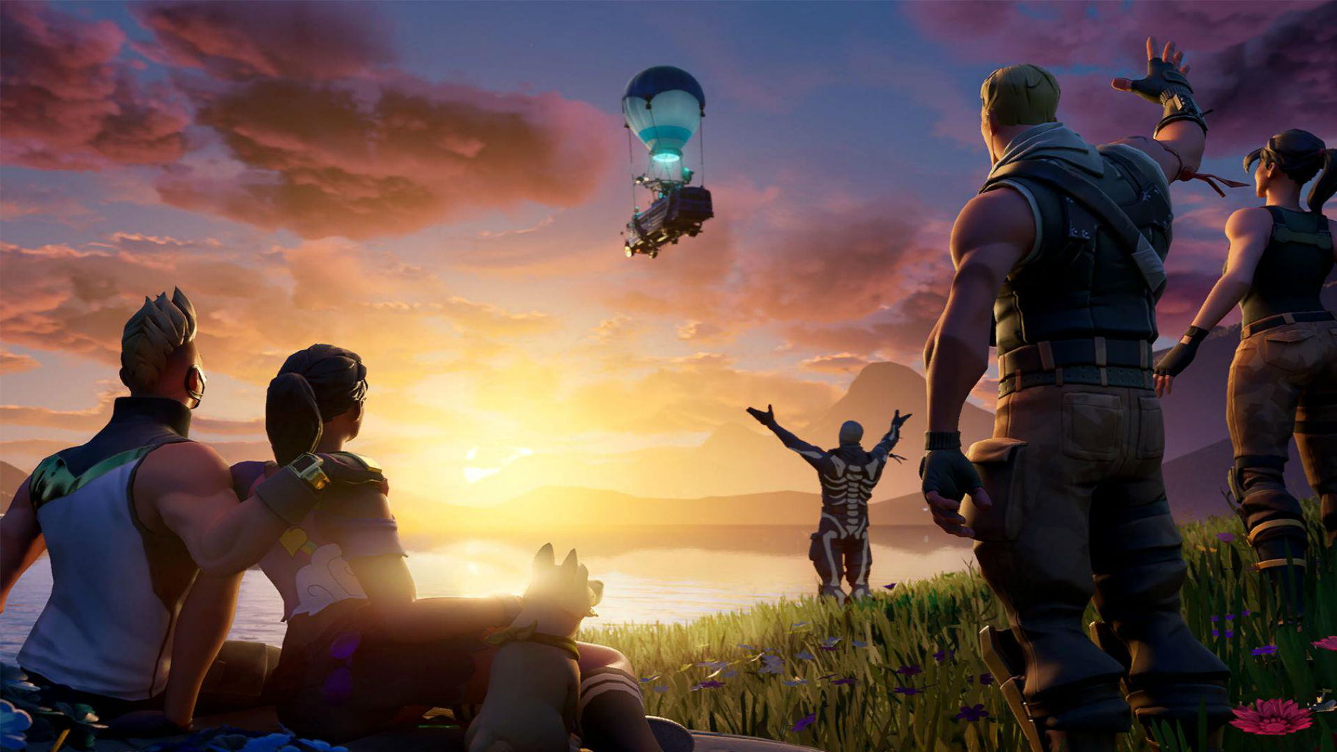How to watch The End event in Fortnite